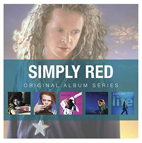 Simply Red - Original Album Series By Simply Red