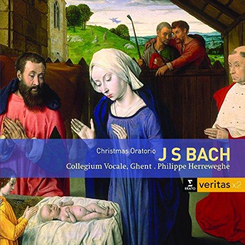 Peter Kooy - J.S. Bach : Christmas Oratorio By Peter Kooy