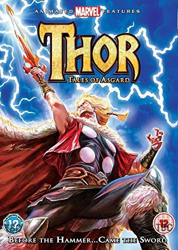 Thor-Tales-Of-Asgard-DVD-CD-W2VG-FREE-Shipping