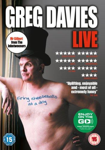 Greg Davies: Firing Cheeseballs at a Dog - Live