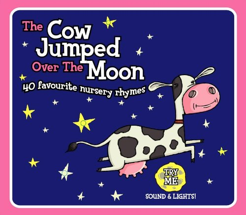 Various - The Cow Jumped Over The Moon - CD With Sound & Lights Feature