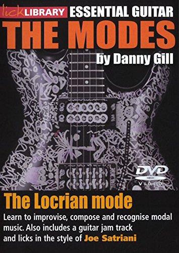 Lick Library: The Modes - Locrian (Joe Satriani)