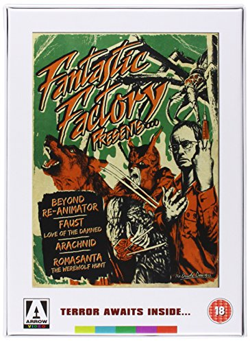 The Fantastic Factory Collection (Arrow Video)
