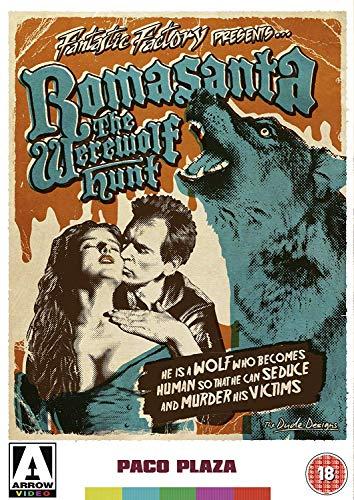Romasanta: The Werewolf Hunt  (Arrow Video)