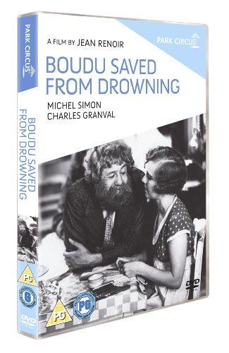 Boudu Saved From Drowning - DVD
