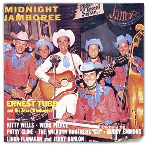 Ernest Tubb And His Texas Troubadours - Record Shop Midnight Jambore By Ernest Tubb And His Texas Troubadours