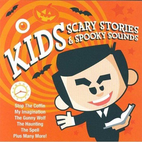 Kids Scary Stories & Spooky Sou