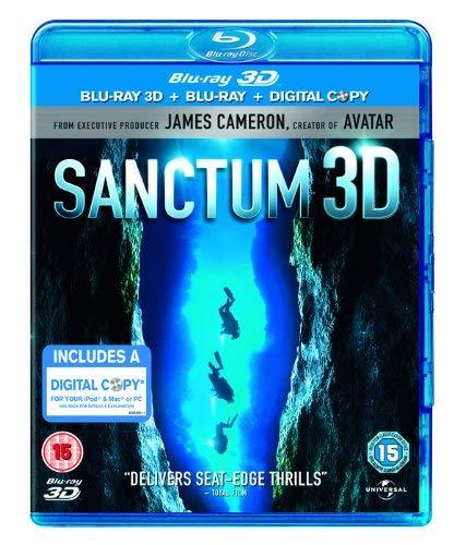 Sanctum (Blu-ray 3D + Blu-ray + Digital Copy)