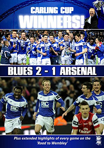 Birmingham City 2 Arsenal 1 - Carling Cup Final 2011