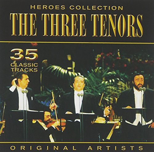 The Three Tenors - The Heroes Collection By The Three Tenors