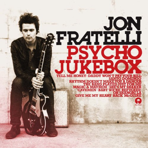 Jon Fratelli - Psycho Jukebox By Jon Fratelli