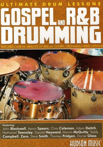 Ultimate Drum Lessons: Gospel R&B Drumming