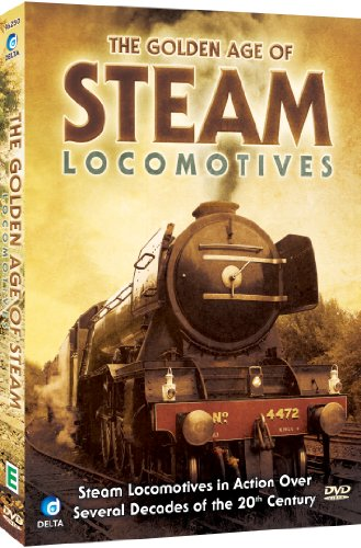 The Golden Age of Steam: Locomotives