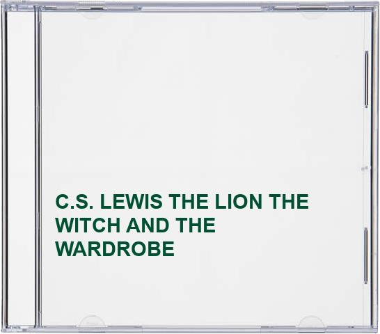 C-S-LEWIS-THE-LION-THE-WITCH-AND-THE-WARDROBE-CD-3WVG-FREE-Shipping