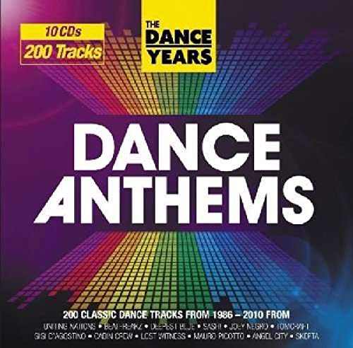 Dance Anthems By Various