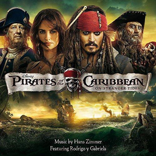 Various Artists - Pirates of the Caribbean 4: On Stranger Tides By Various Artists