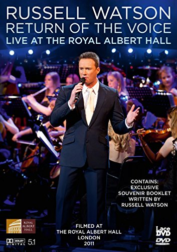 Russell Watson Return of the Voice Live From the Royal Albert Hall