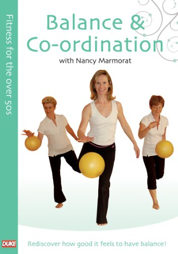 Fitness for the Over 50's - Balance & Coordination
