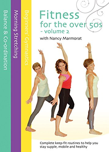 Fitness for the Over 50's Vol. 2 Box Set