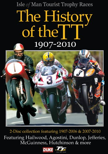 Artist Not Provided - History of the TT 1907-2010 (2 Disc)