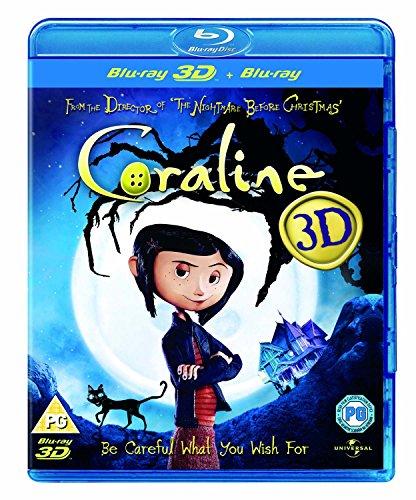 Coraline (Blu-ray 3D)