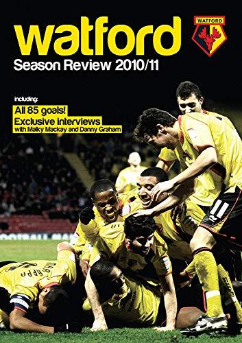 Watford FC Season Review 2010/11