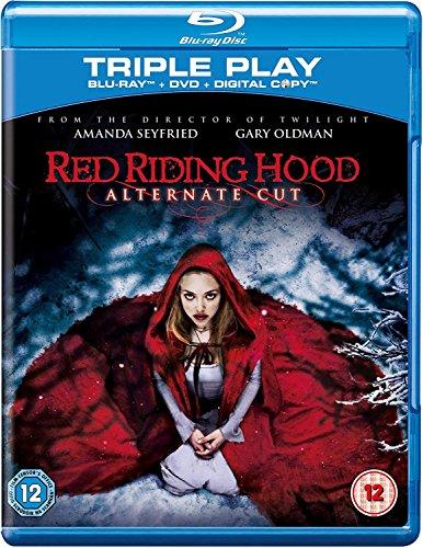 Red Riding Hood - Triple Play (Blu-ray + DVD + Digital Copy)