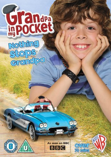 Grandpa-In-My-Pocket-Series-1-Vol-4-DVD-2011-CD-FGVG-FREE-Shipping