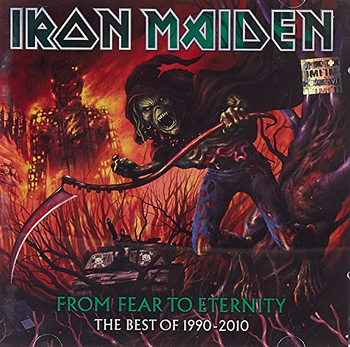 Iron Maiden - From Fear To Eternity: The Best Of 1990-2010 By Iron Maiden