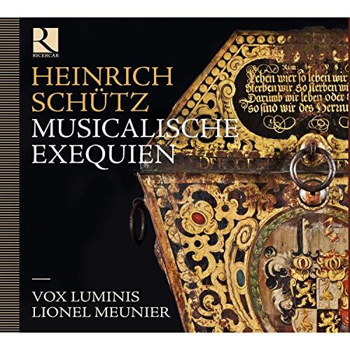 Vox Luminis - Schütz: Musicalische Exequien /Vox Luminis