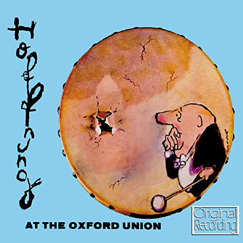 Hoffnung at the Oxford Union By Gerard Hoffnung