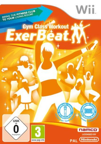 Exerbeat Gym Class Workout (Wii)
