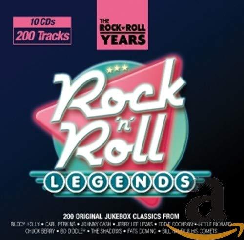Various Artists -  Rock 'n' Roll Legends
