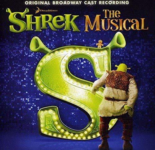 Various Artists - Shrek The Musical - UK Edition By Various Artists