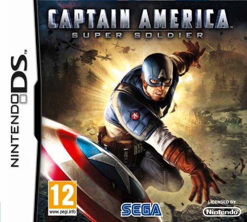 Captain America: Super Soldier (Nintendo DS)