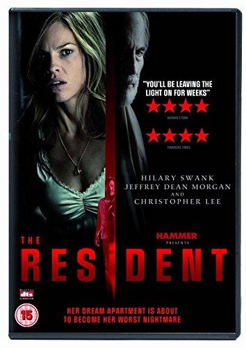 The-Resident-DVD-CD-HCVG-FREE-Shipping