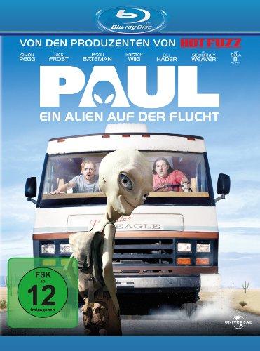 Paul - Ein Alien auf der Flucht (BR) Min: 104DD5.1WS