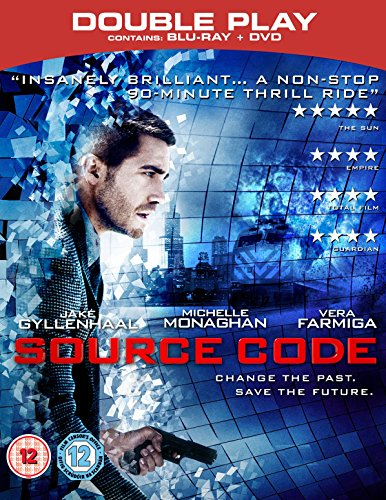Source Code - Double Play (Blu-ray + DVD)