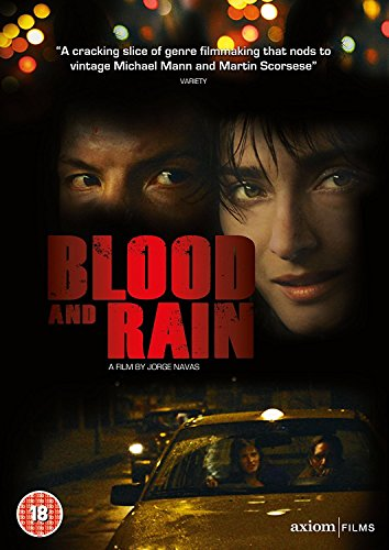 Blood-and-Rain-DVD-CD-OEVG-FREE-Shipping