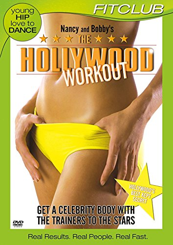 Hollywood-Workout-DVD-CD-L6VG-FREE-Shipping
