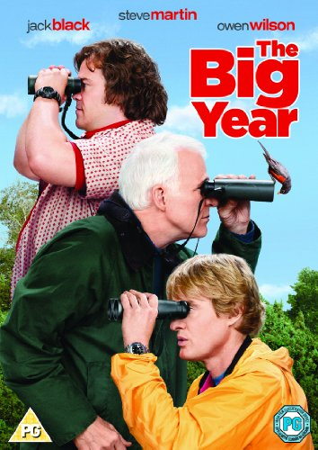 The-Big-Year-DVD-2011-CD-A2VG-FREE-Shipping