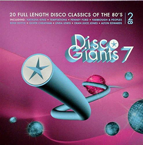 Various Artists - Disco Giants 7 By Various Artists