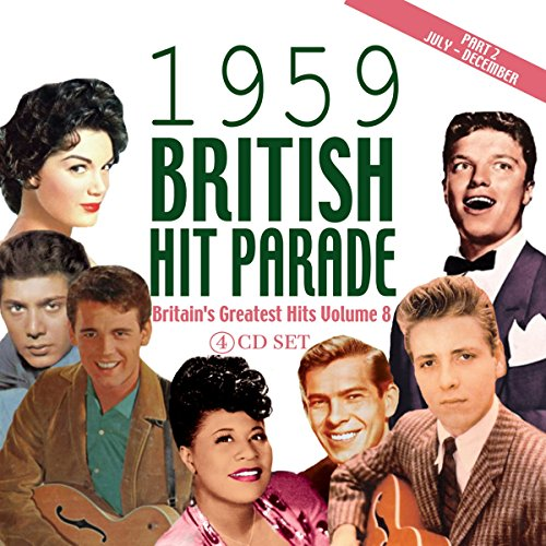 Various Artists - The 1959 British Hit Parade Part 2
