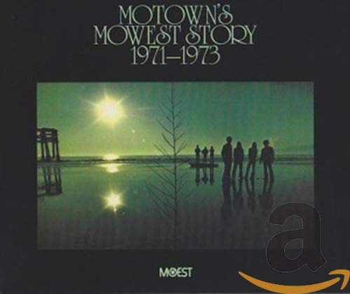 V/A Soul - Our Lives Are Shaped By What We Love: Motown's Mowest Story 1971-73 By VA Soul