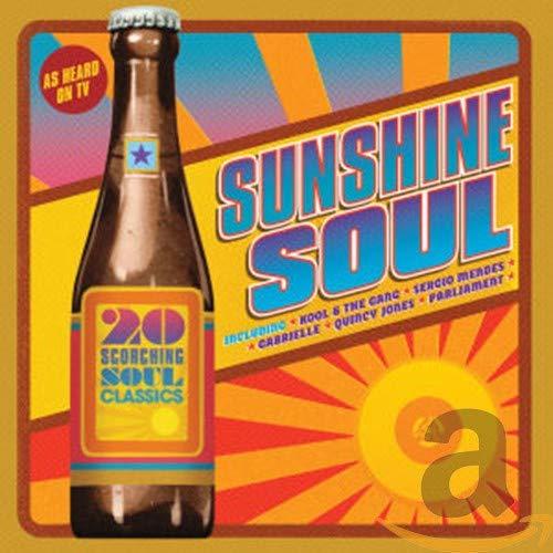 Various Artists - Sunshine Soul - 20 Scorching Soul Classics