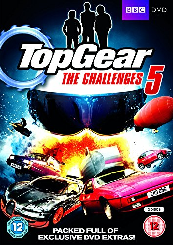 Top Gear - The Challenges: Volume 5