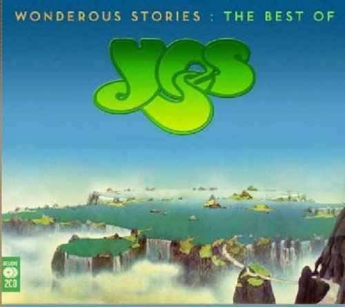 Yes - Wonderous Stories: The Best Of Yes By Yes