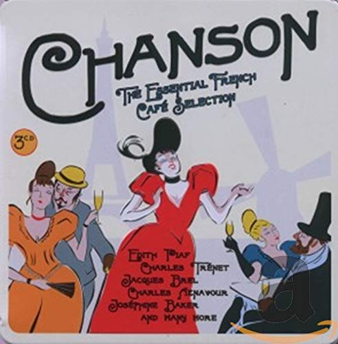 Various - Chanson - The Essential French Cafe Selection By Various