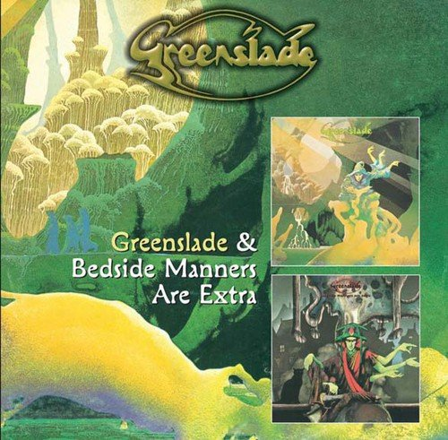 Greenslade - Greenslade & Bedside Manners Are Extra By Greenslade