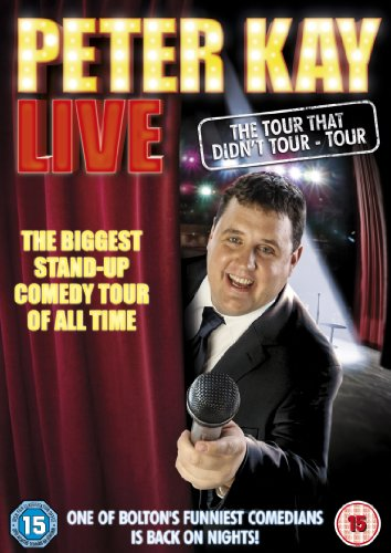 Peter Kay Live - The Tour That Didn't Tour Tour  (2011)